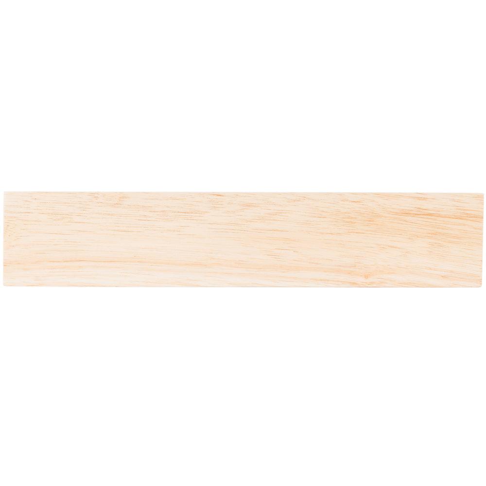 Mercer M30730rw 12 Quot Rubberwood Magnetic Knife Holder Strip