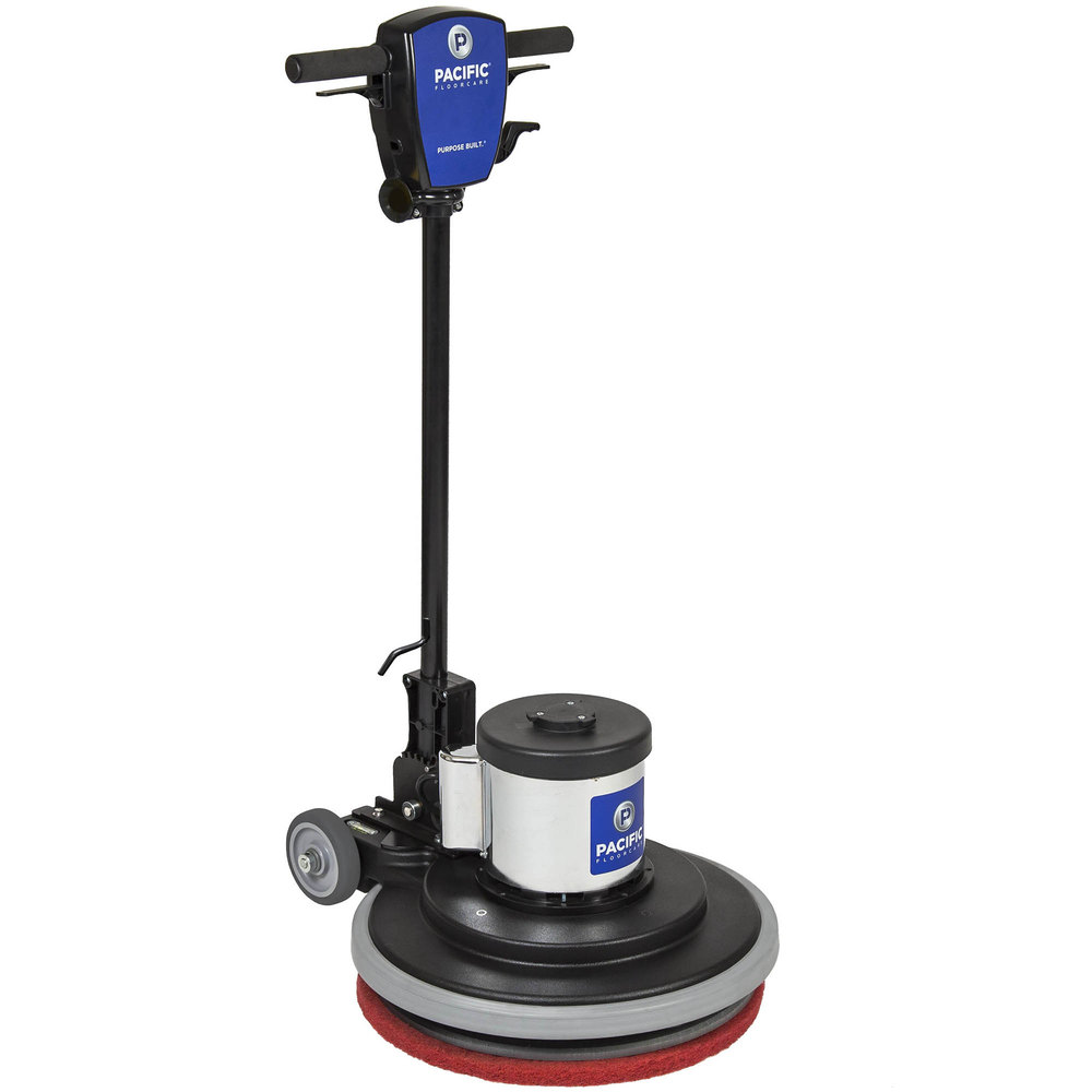 Pacific 485449pd fm 20hd 20 heavy duty low speed floor for 175 rpm floor machine