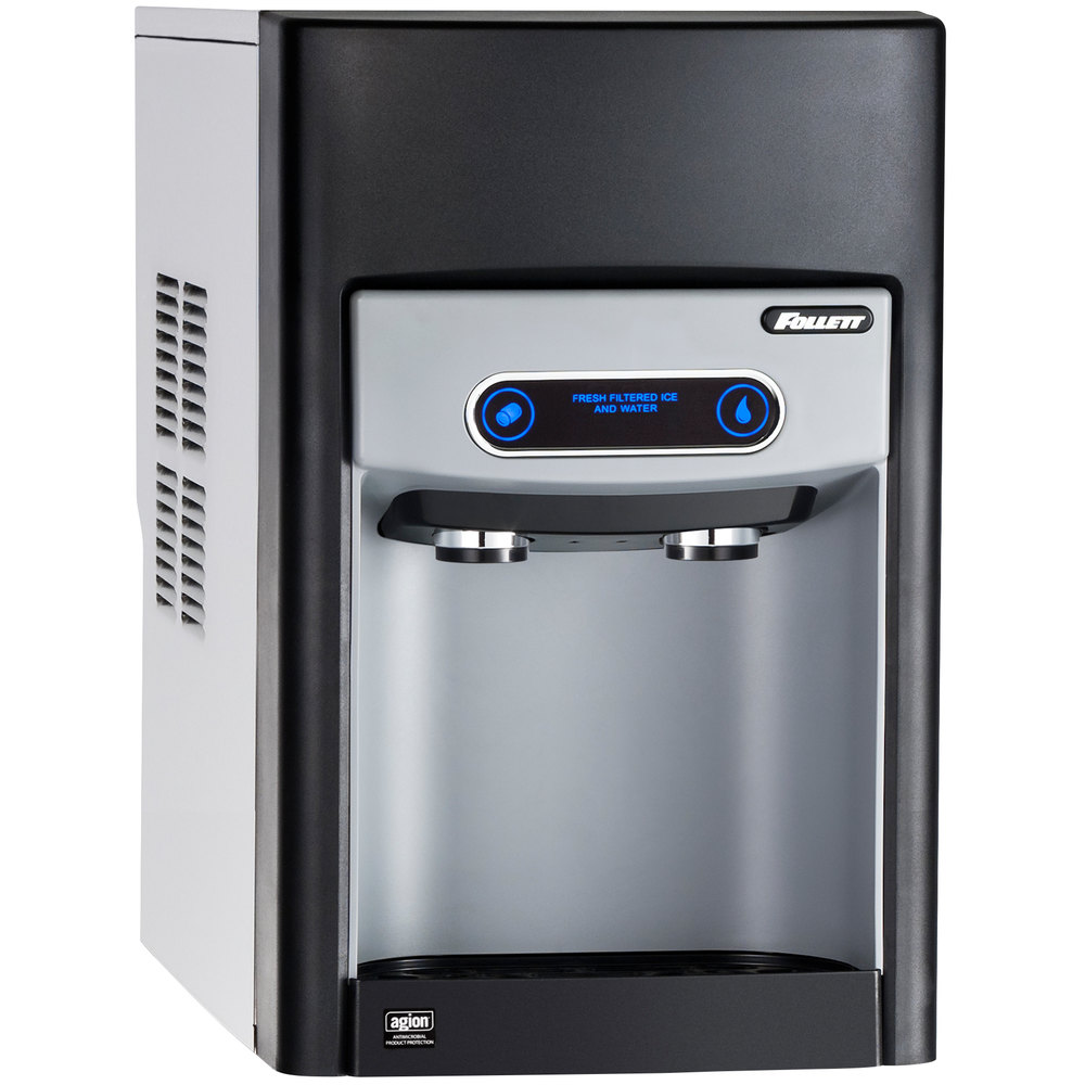 ... Chewblet Countertop Ice Maker and Water Dispenser with Filter - 15 lb