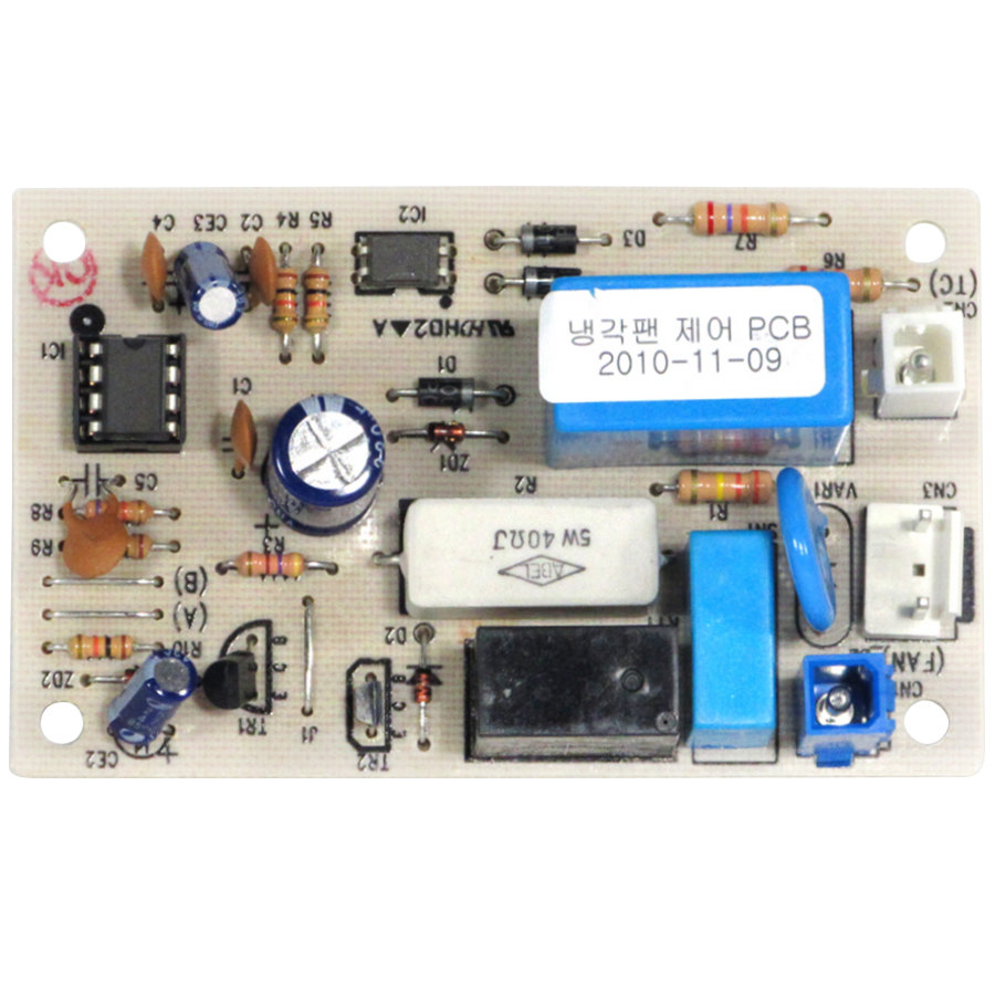 Turbo Air P0143a0100 Pcb Board Circuit Module On Off Dishwasher Printed