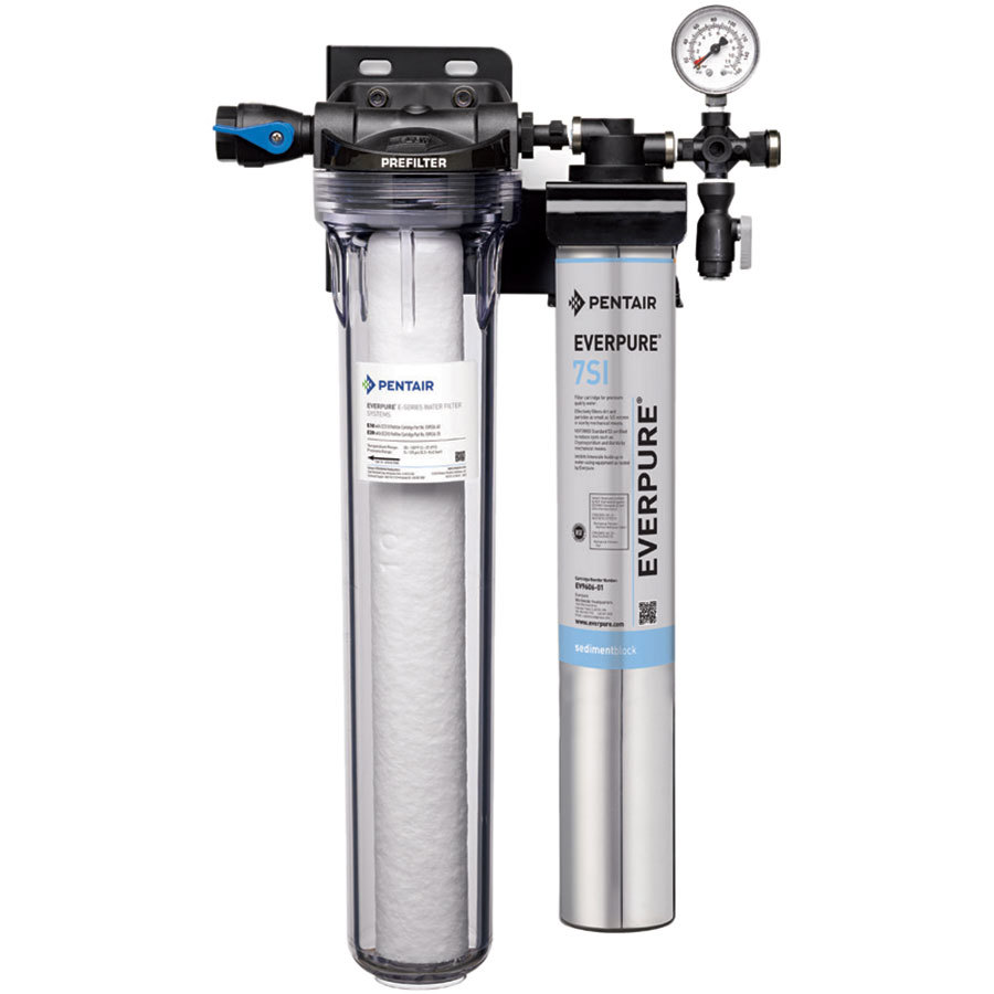 Everpure Ev9324 71 Insurice Single Pf 7si Water Filtration