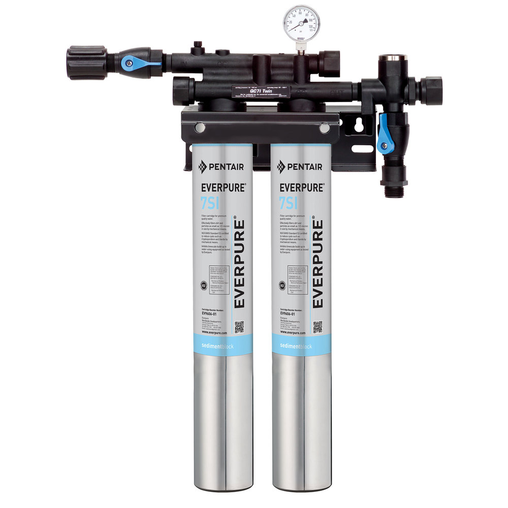 Everpure Ev9324 72 Insurice Twin 7si Water Filtration