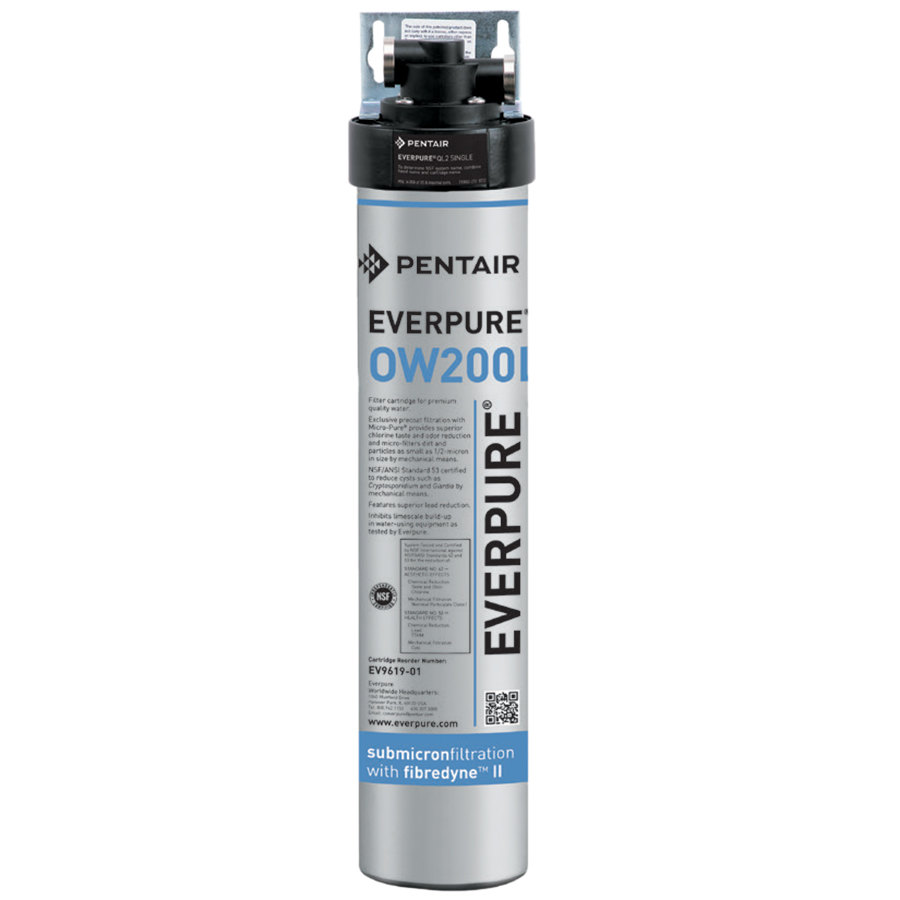 Everpure Ev9275 70 Ql2 Ow200l Water Filtration System 5