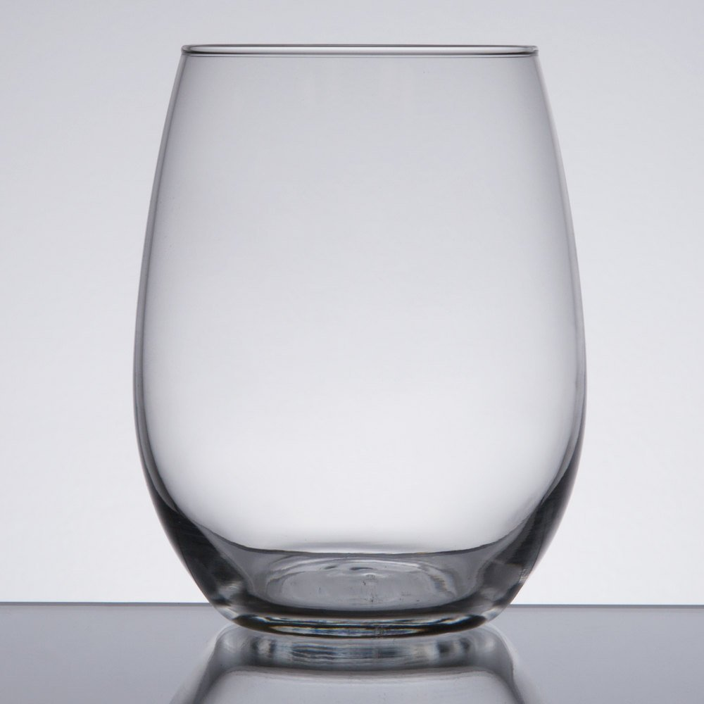 Libbey 213 15 Oz Stemless Wine Glass 12 Case