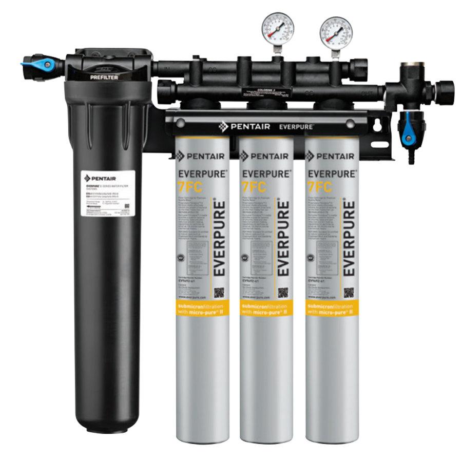 Everpure ev9328 73 coldrink 3 7fc water filtration system for Everpure water filtration system