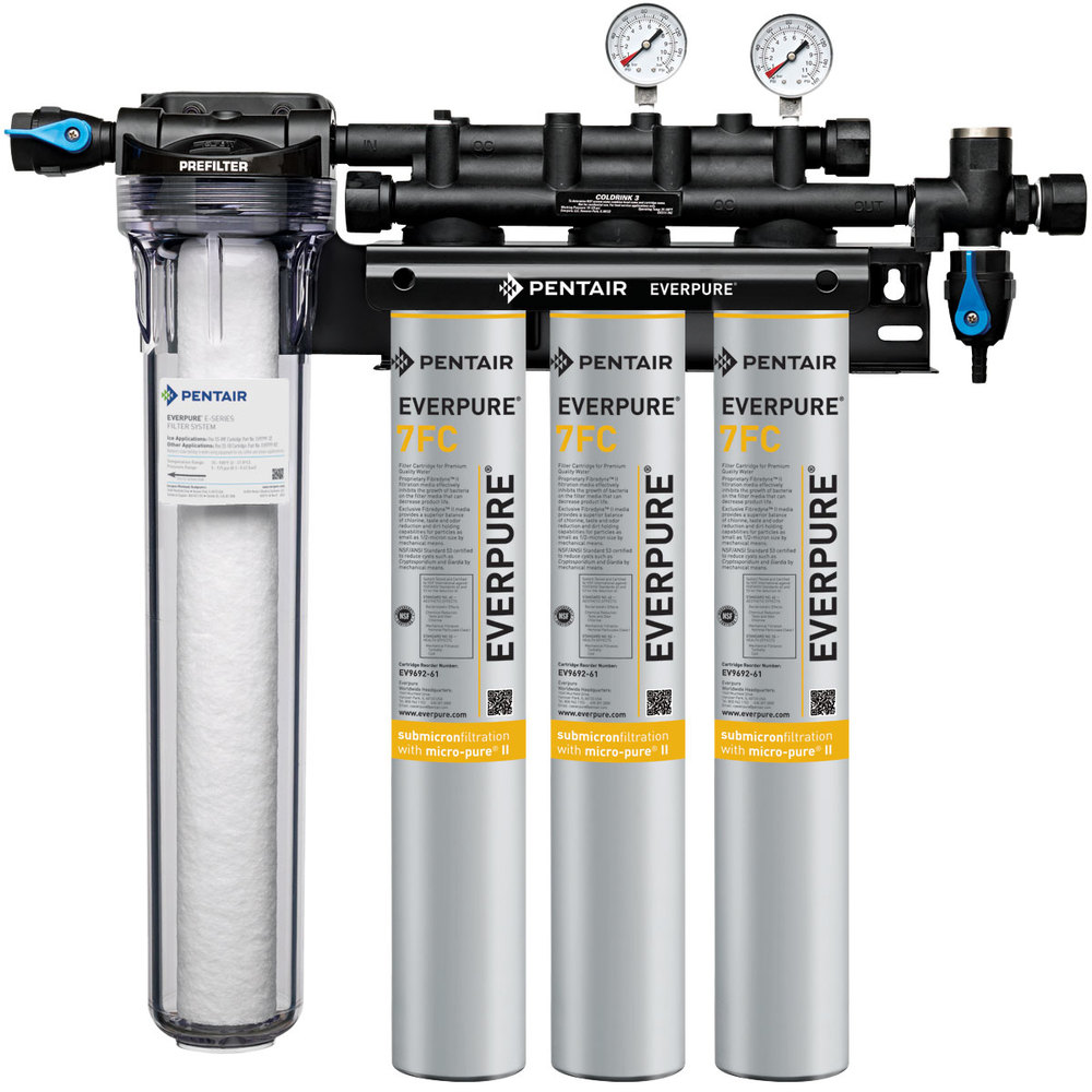 Everpure Ev9328 73 Coldrink 3 7fc Water Filtration System