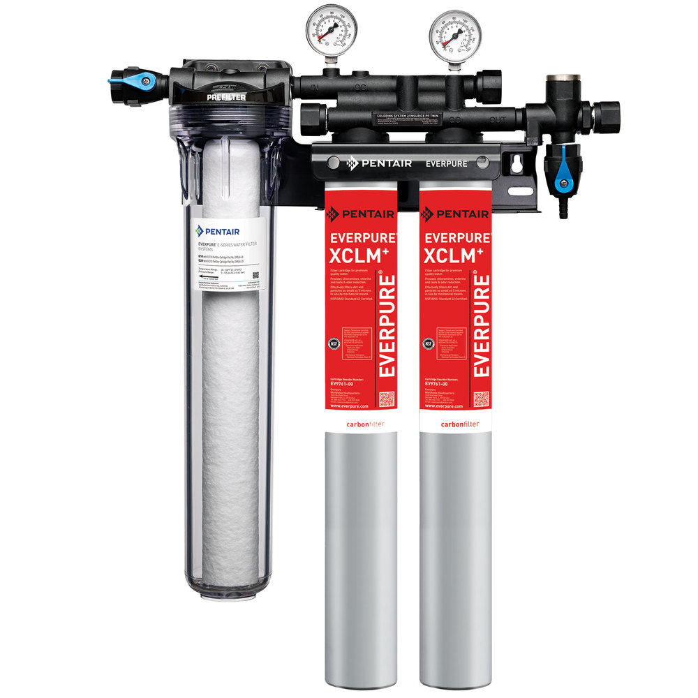Everpure Ev9761 22 Coldrink 2 Xclm Water Filtration