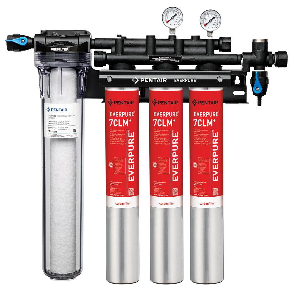 Everpure Ev9771 23 Coldrink 3 7clm Water Filtration
