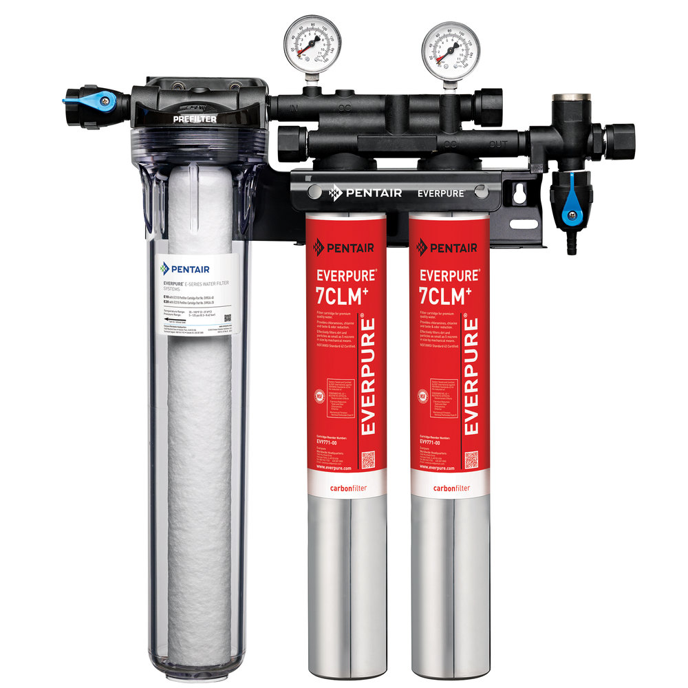 Everpure ev9771 22 coldrink 2 7clm water filtration for Everpure water filter system