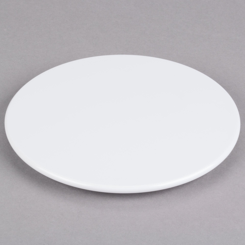 Elite Global Solutions M7pl On A Pedestal 7 Quot Round White