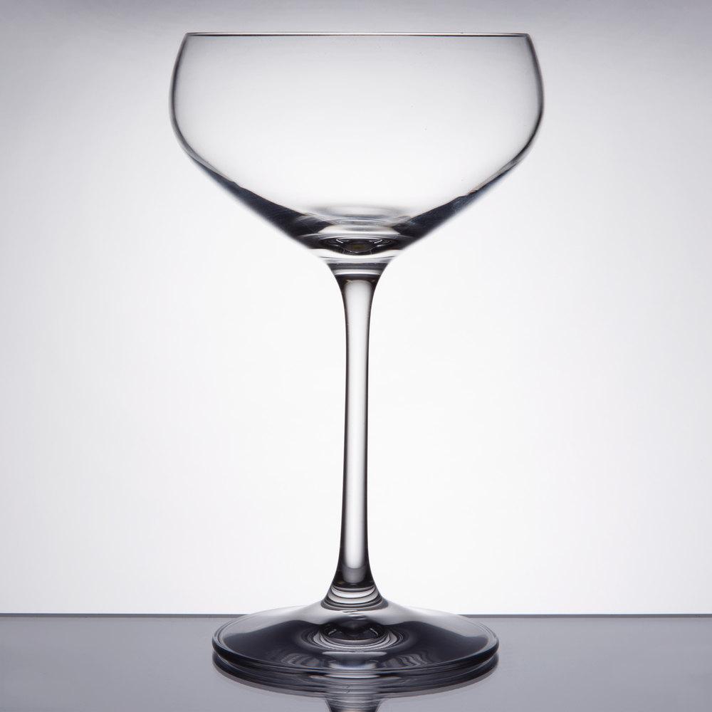 Spiegelau 4518008 Vino Grande 9.75 oz. Champagne Saucer Glass - 12/Case