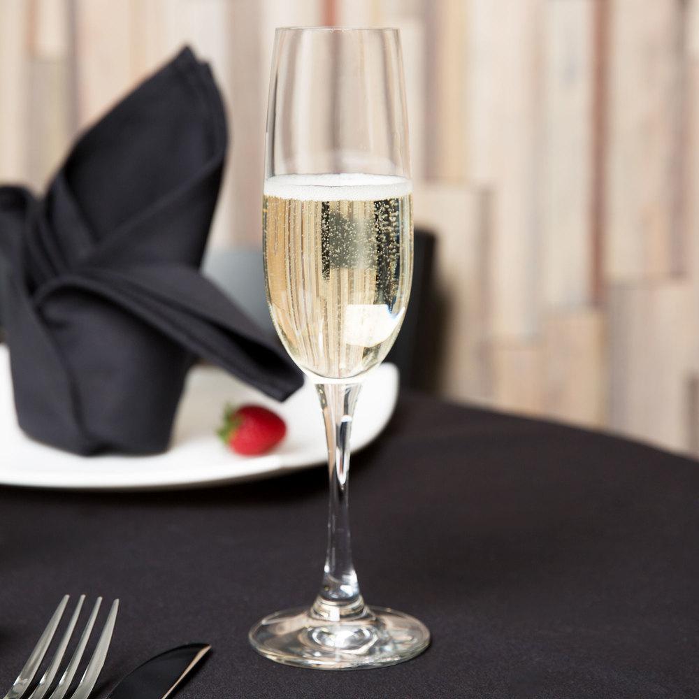 Spiegelau 4078007 soiree 6 5 oz sparkling wine flute - Spiegelau champagne flute ...