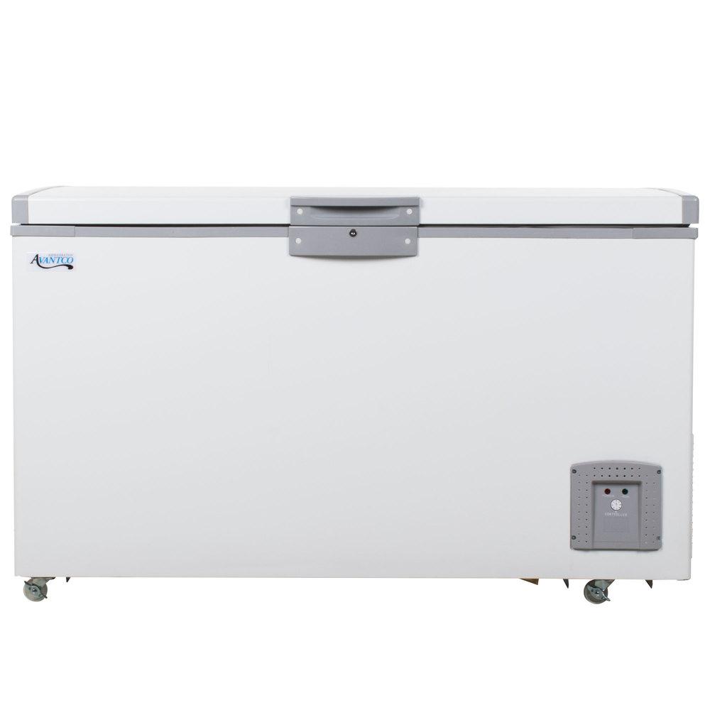 Avantco Cf14 Commercial Chest Freezer