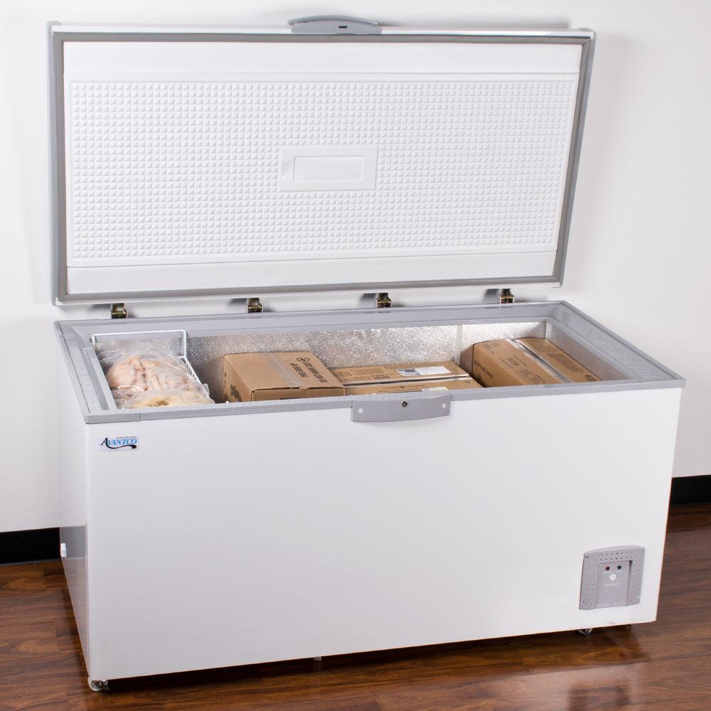 Avantco Cf18 Commercial Chest Freezer