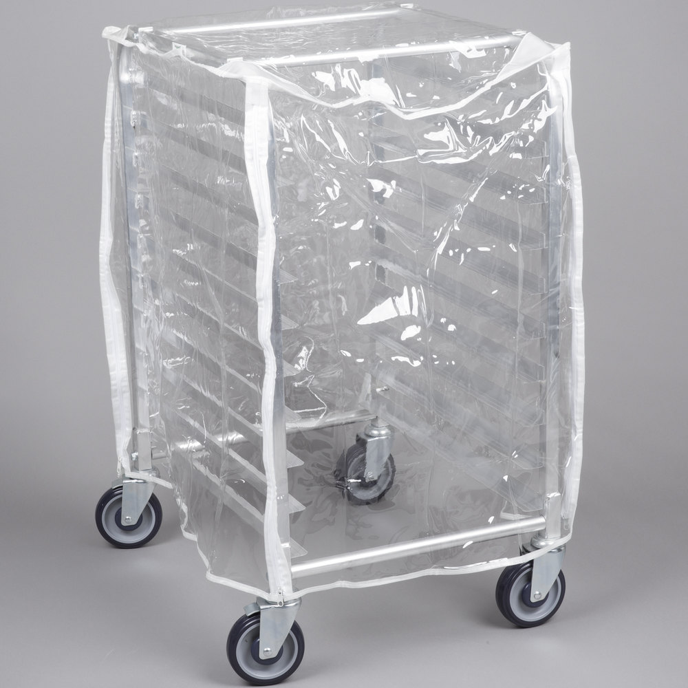Curtron Supro 14 Ec 1 2 Protecto Clear Half Size Bun Pan