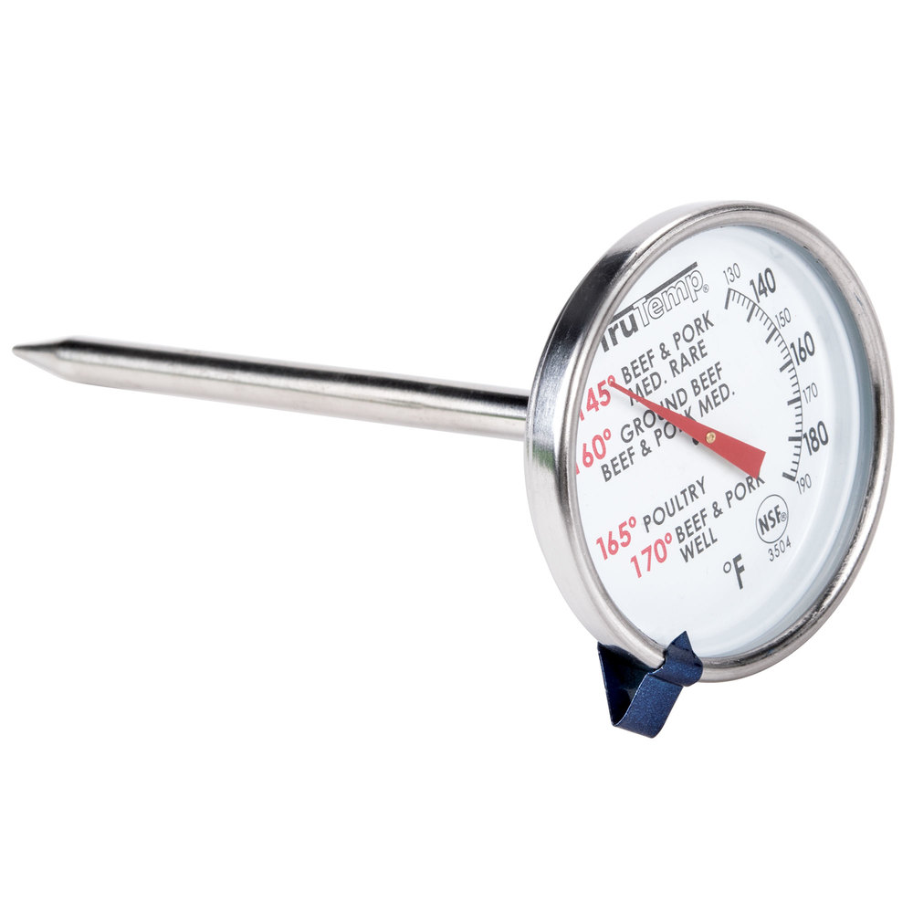 taylor 3504 4 1 2 trutemp dial meat thermometer. Black Bedroom Furniture Sets. Home Design Ideas