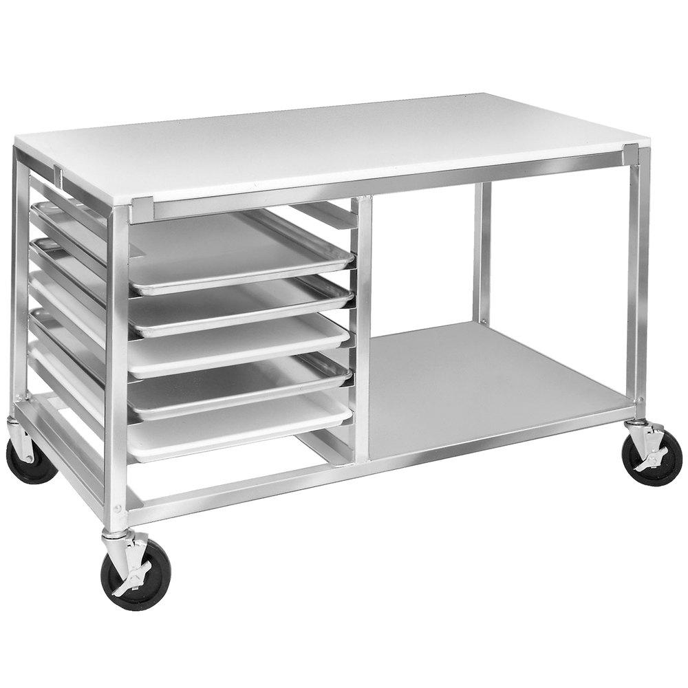 channel mw245p 5 pan end load prep top sheet bun pan rack