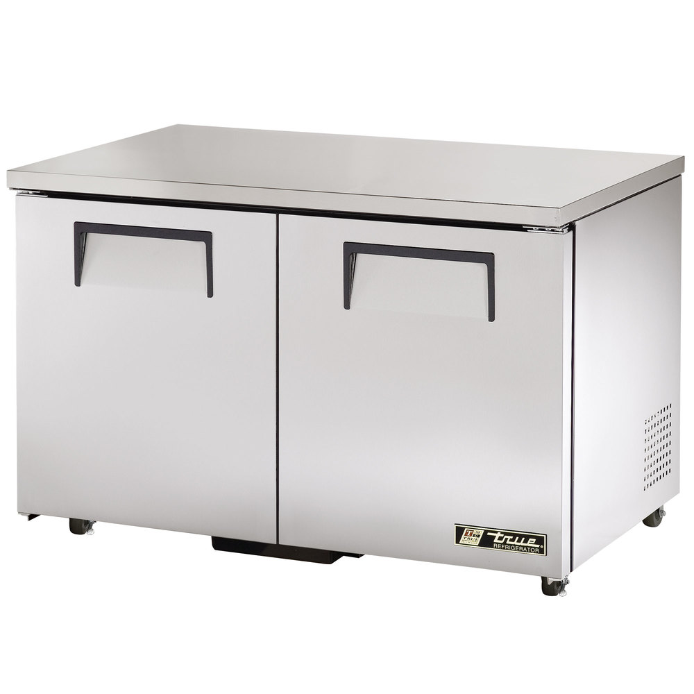 "True TUC-48-ADA 48"" ADA Height Undercounter Refrigerator"