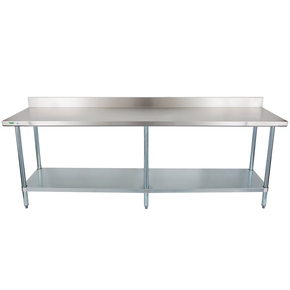 stainless steel commercial work table with main picture