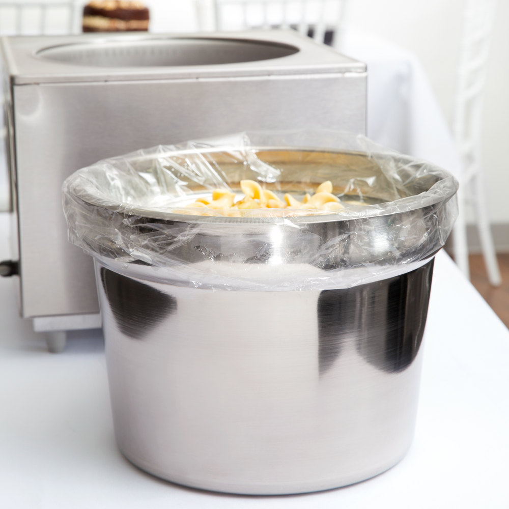 11 Qt. Stainless Steel Inset