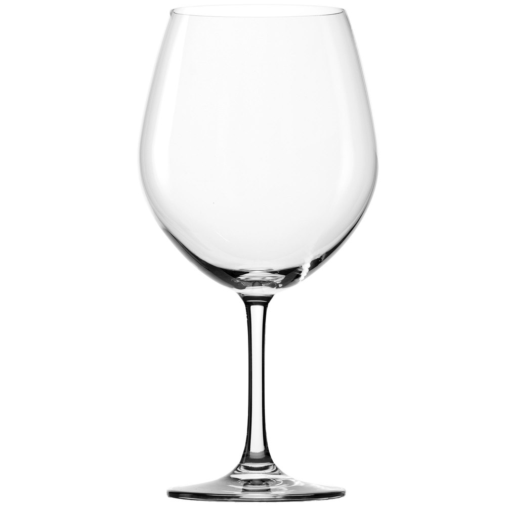 Anchor Hocking Stolzle 2000000T Classic 26 oz. Pinot / Burgundy Wine Glass - 24/Case