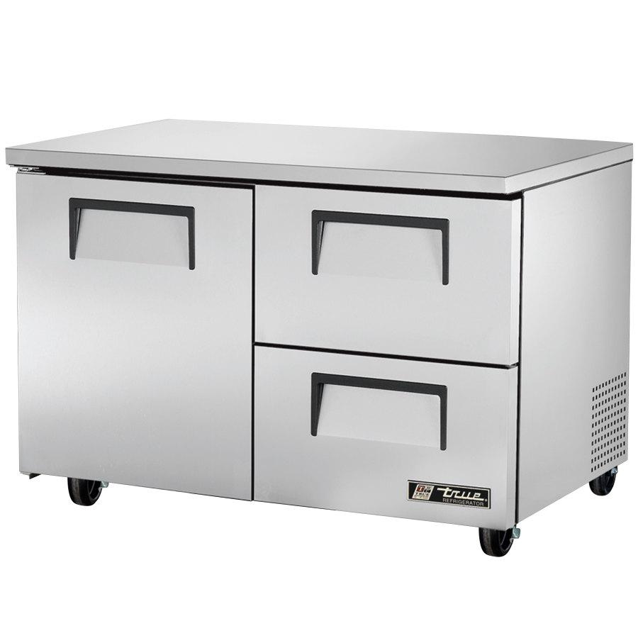 true tuc 48d 2 48 undercounter refrigerator with one door. Black Bedroom Furniture Sets. Home Design Ideas