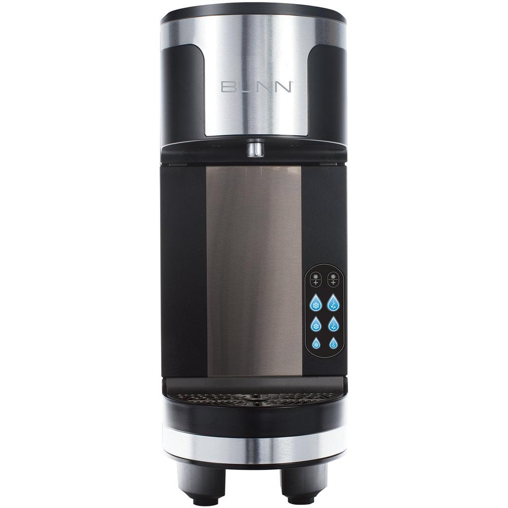 bunn refresh countertop water dispenser with portion control dispensing - Countertop Water Dispenser
