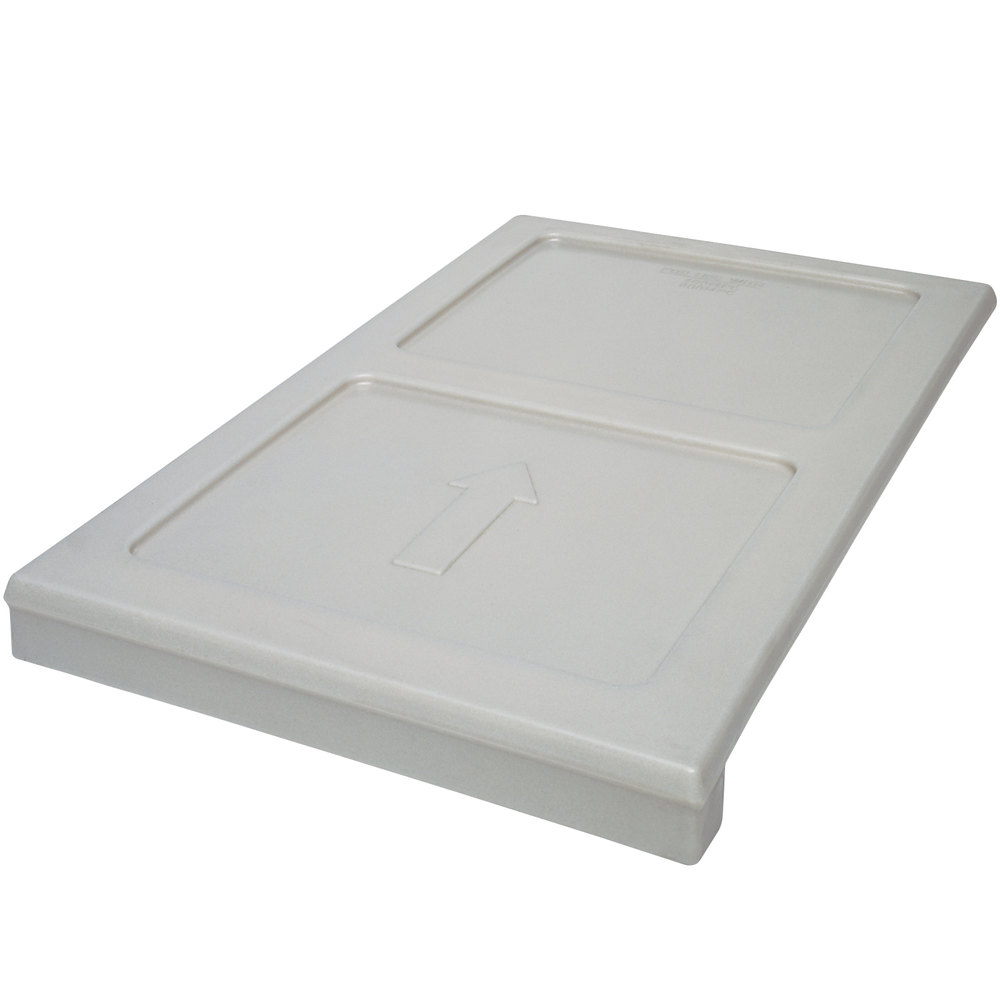 Cambro 400DIV180 Light Gray ThermoBarrier