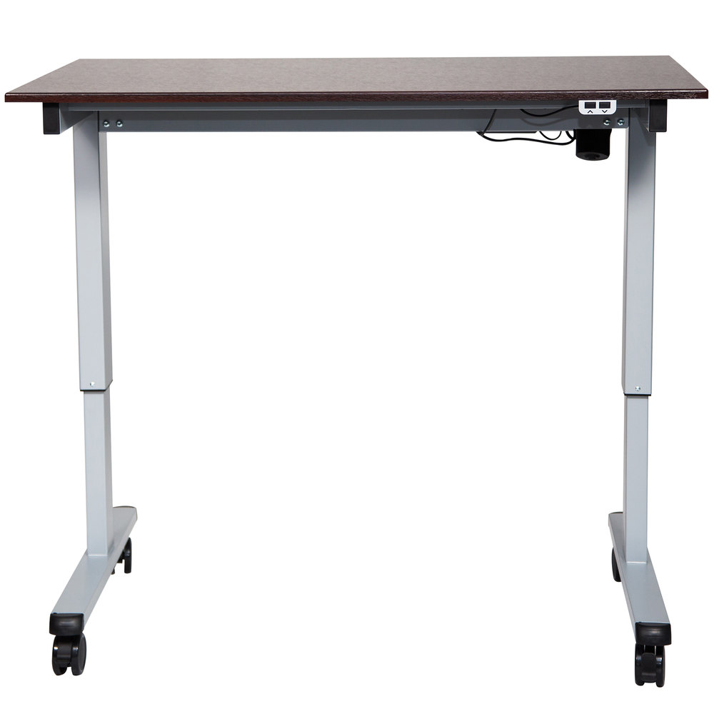 Luxor Stande 48 Ag Dw Electric Adjustable Standing Desk