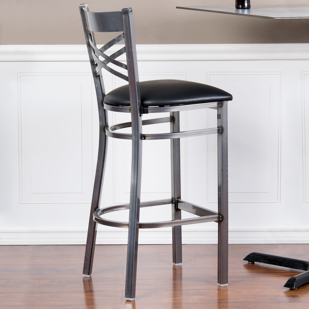 image preview - Clear Bar Stools