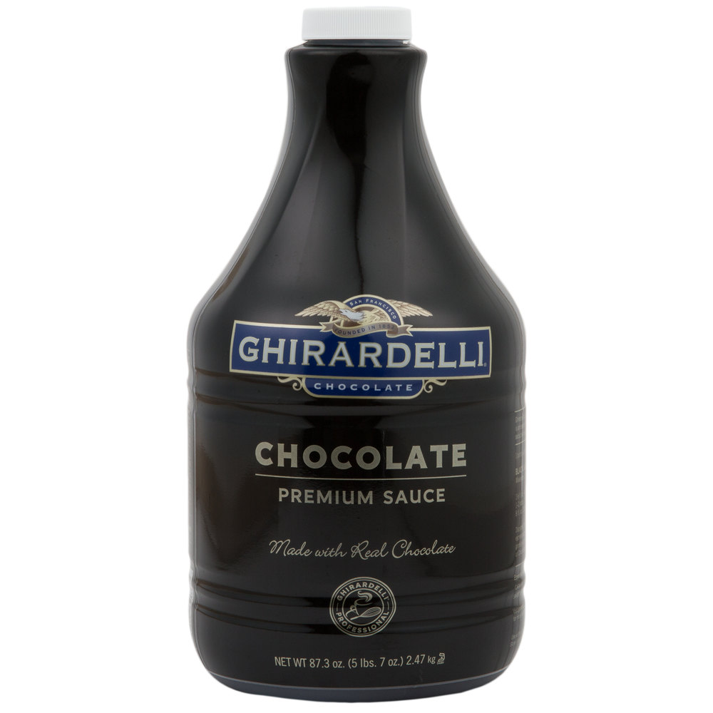 Ghirardelli Chocolate Food Service