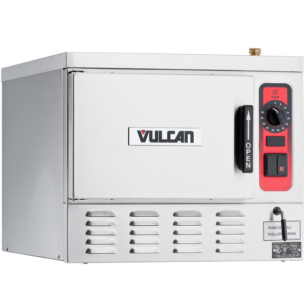 Vulcan Commercial Steamers ~ Vulcan c ea pan electric countertop convection