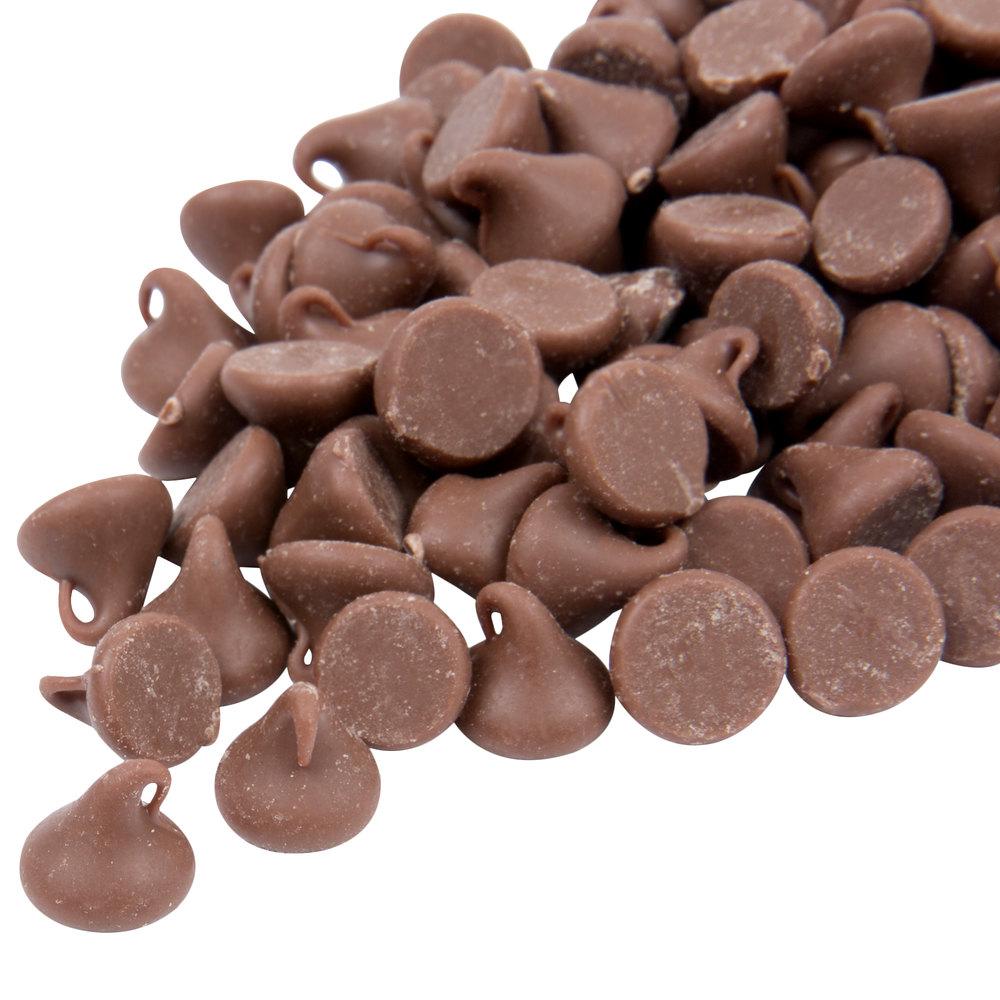 Milk chocolate poker chips
