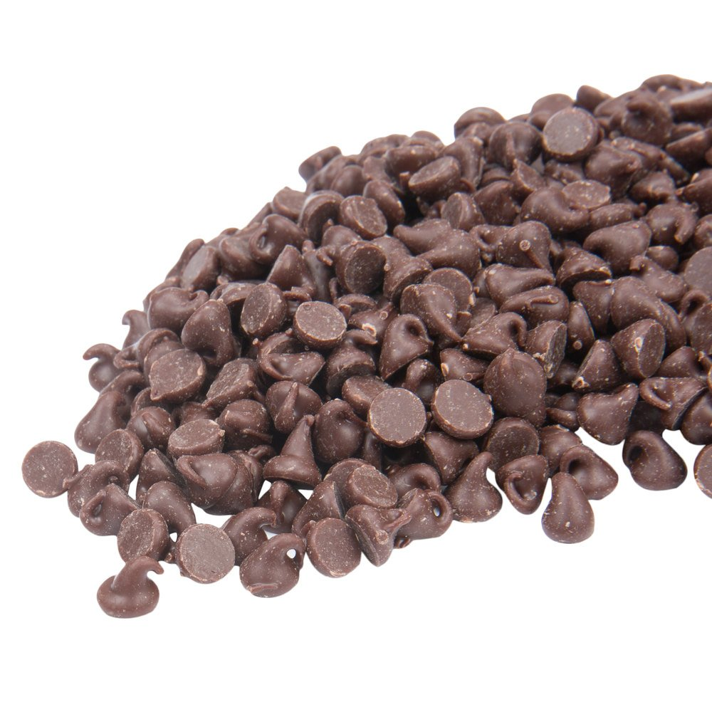 Ghirardelli 25 lb. Semi-Sweet Chocolate 4M Baking Chips