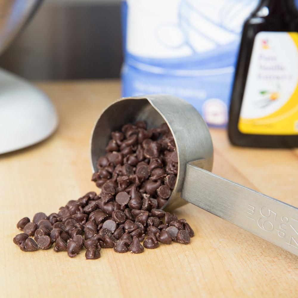 Ghirardelli 5 lb. Semi-Sweet Chocolate 4M Baking Chips
