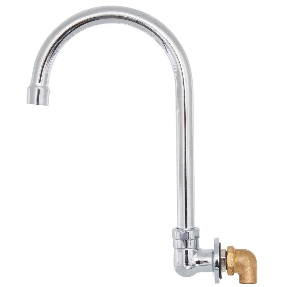 Regency Lead Free Wall Mount Handsink Faucet with 6