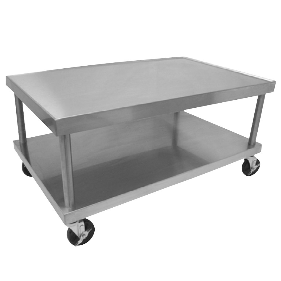 Mobile Kitchen Equipment Vulcan Stand C 48 30 X 49 Stainless Steel Mobile Equipment Stand