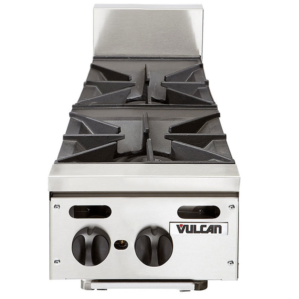 Countertop Stove Prices : Vulcan VHP212 Natural Gas 12