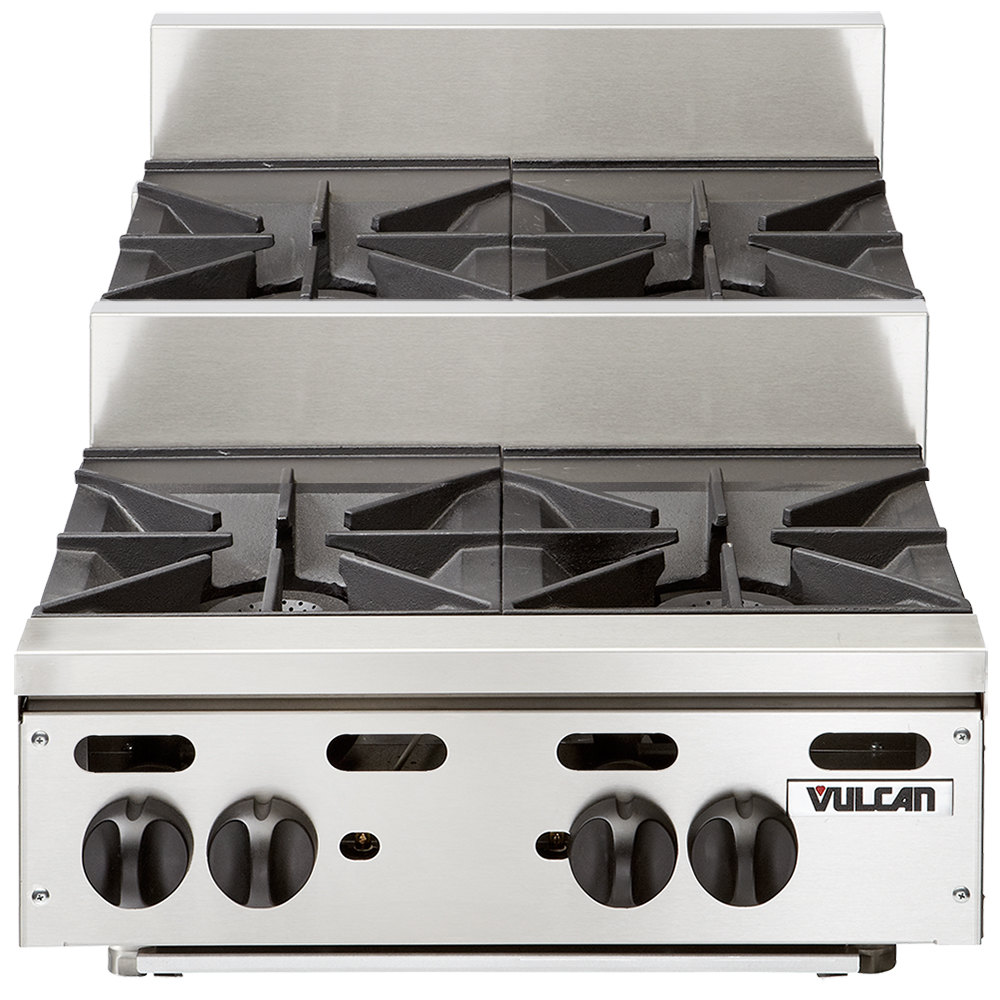 Countertop Gas Range : ... Natural Gas 24