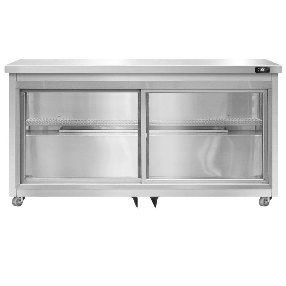 Continental Refrigerator SW60-U-SGD 60\