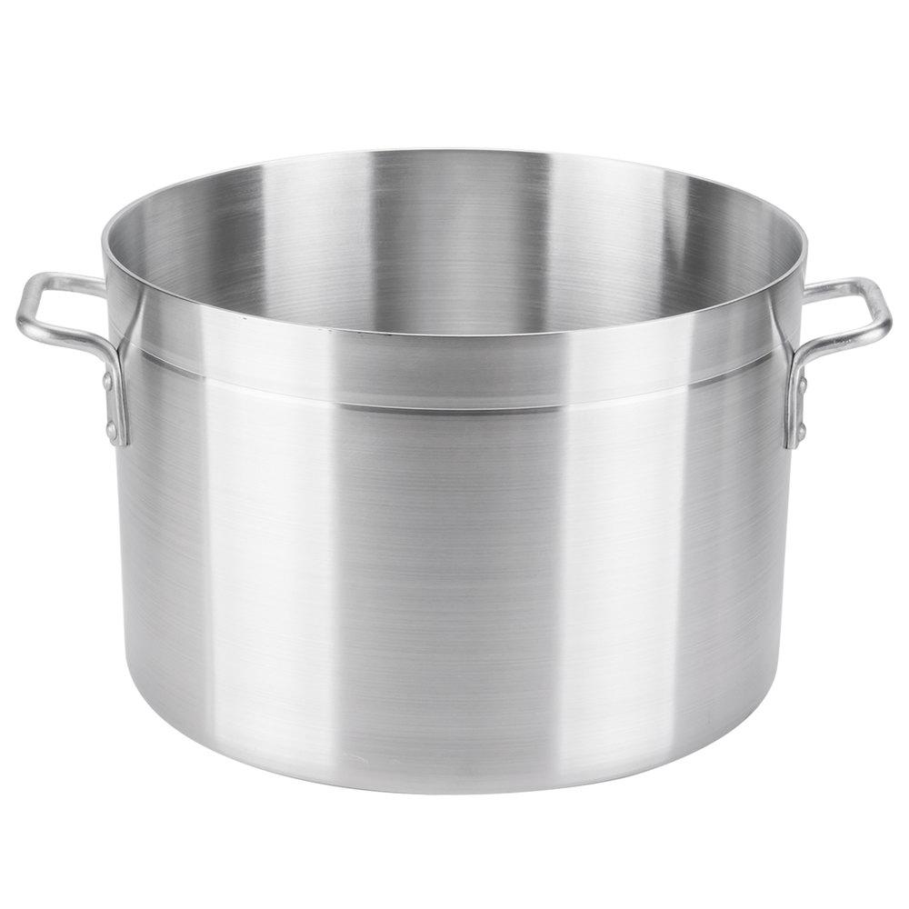 20 Qt. Standard Weight Aluminum Sauce Pot