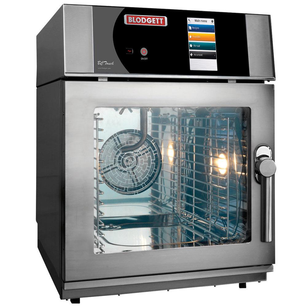 blodgett blct 23e 208 3 mini boilerless electric combi oven with touchscreen controls 208v 3. Black Bedroom Furniture Sets. Home Design Ideas