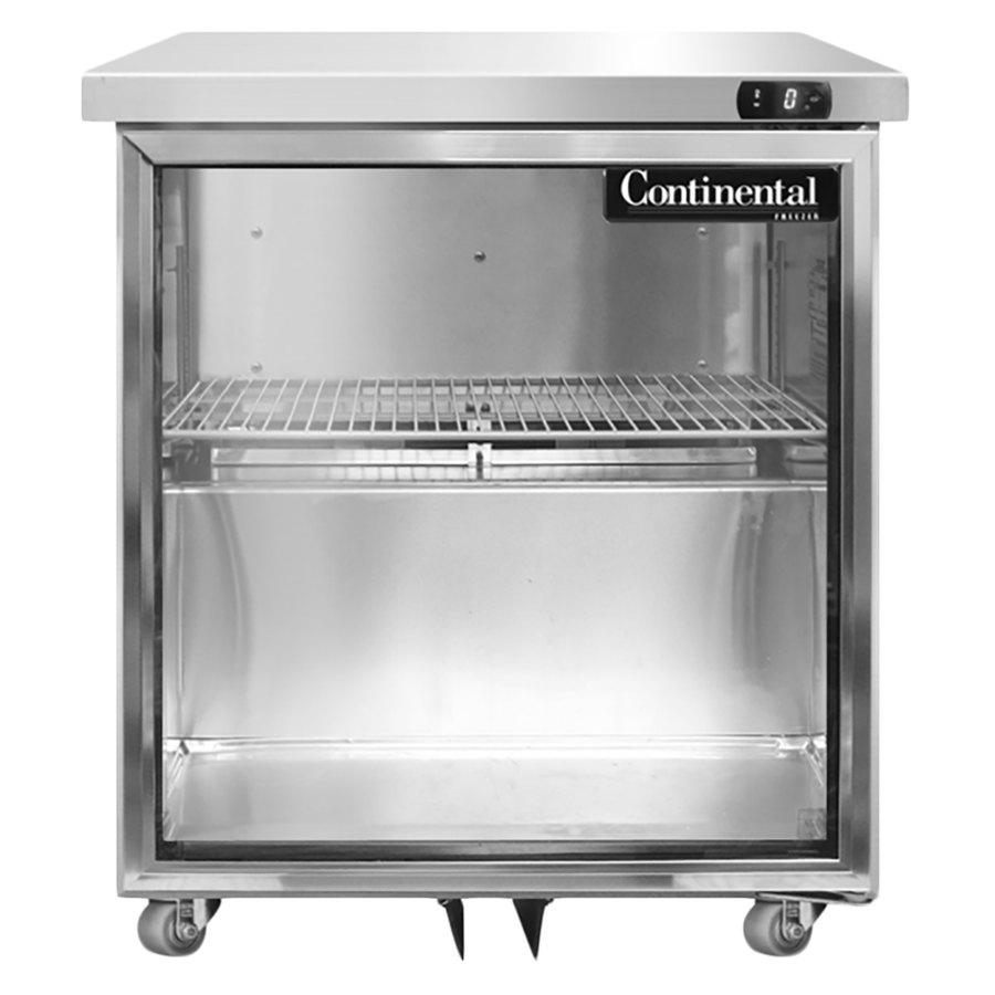 Continental Refrigerator SWF27-U-GD 27\