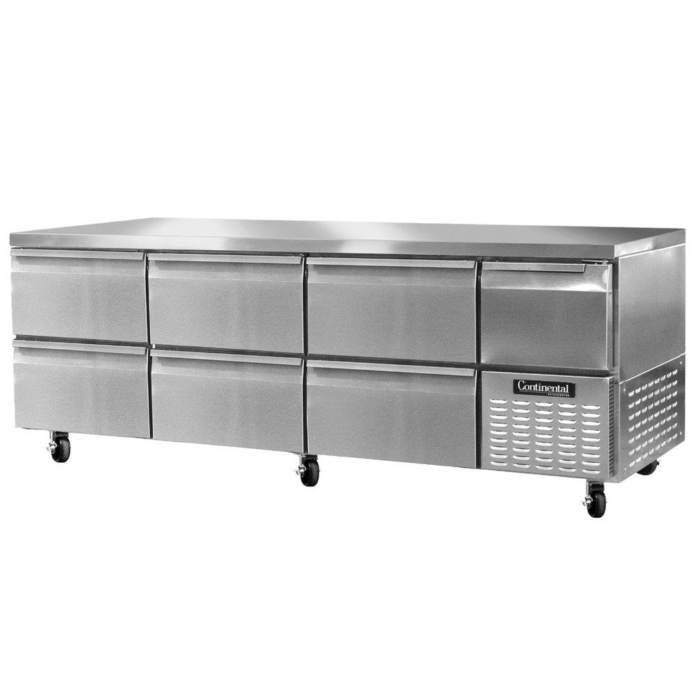 continental refrigerator cfa93 d 93 undercounter freezer. Black Bedroom Furniture Sets. Home Design Ideas