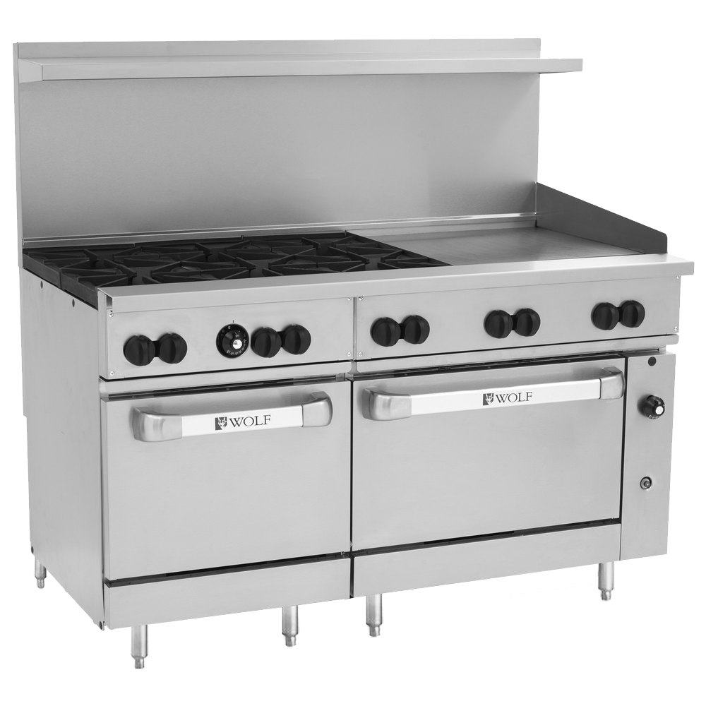 Commercial Gas Range | Commercial Gas Stove