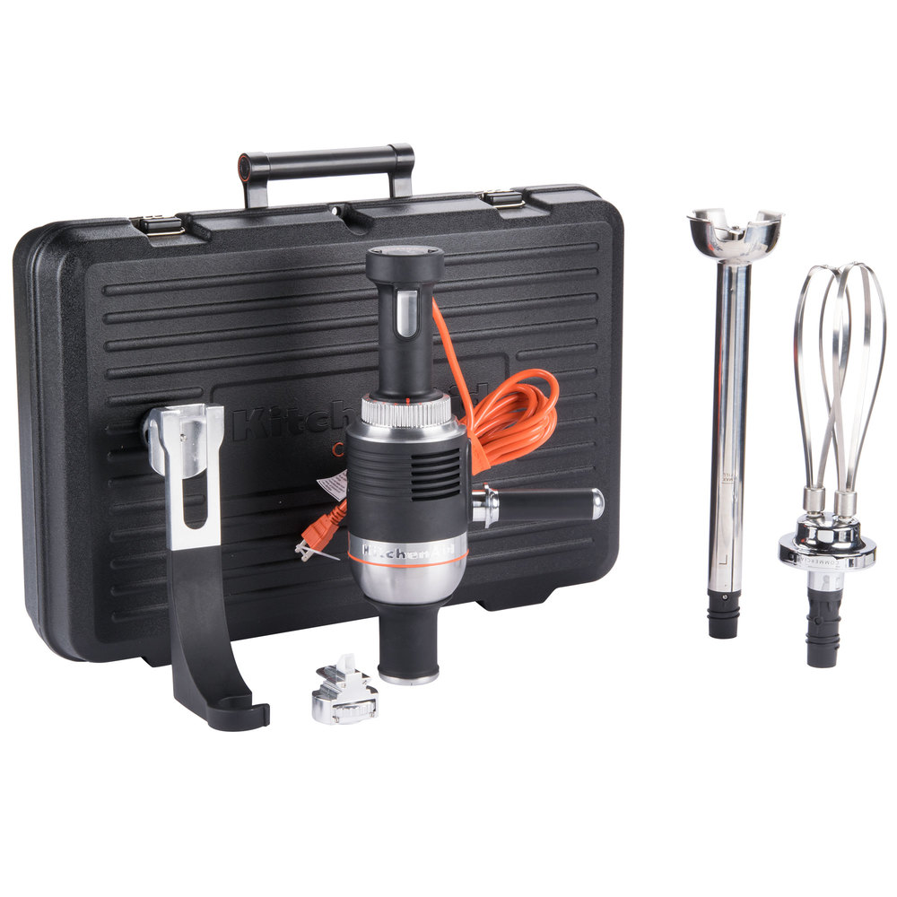 Kitchenaid 400 Series Immersion Blender With 14 Quot Blending
