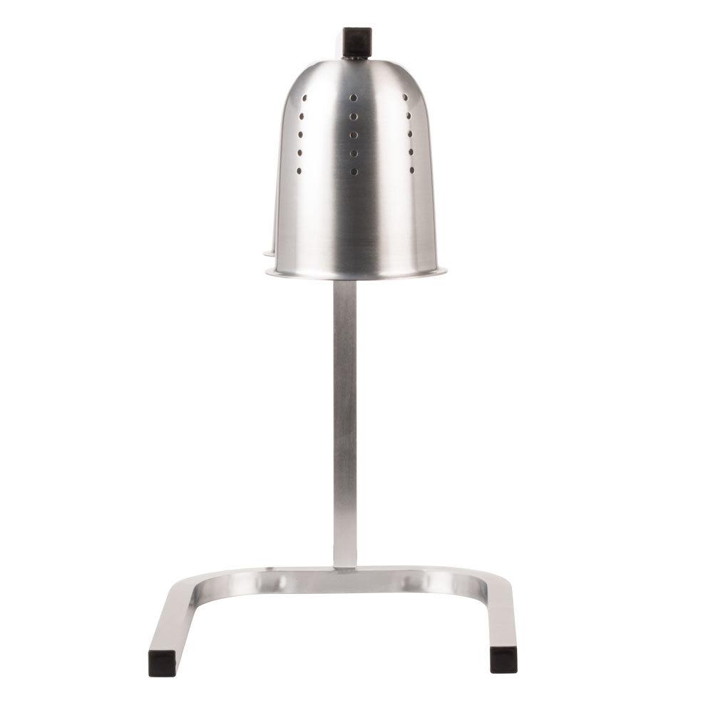 avantco free standing 2 bulb heat lamp food warmer. Black Bedroom Furniture Sets. Home Design Ideas
