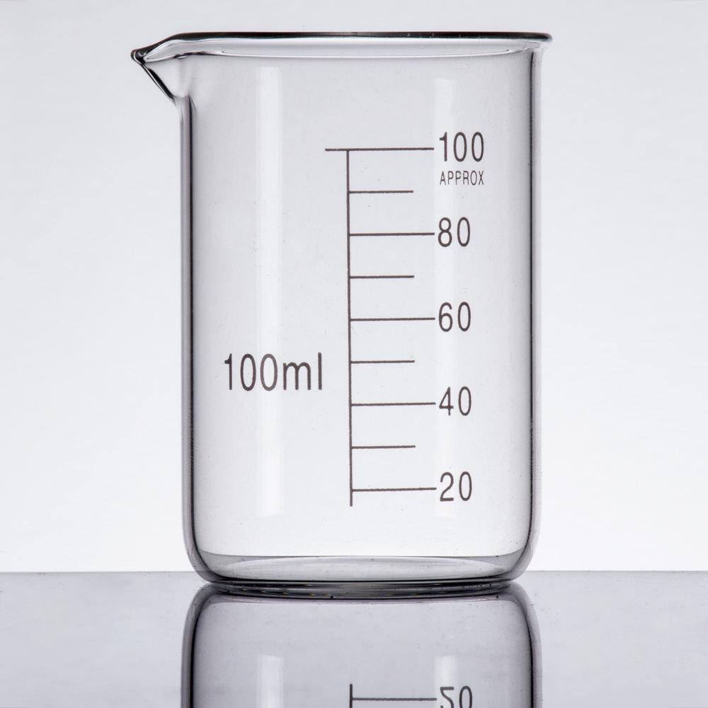 Ml Glass Beaker