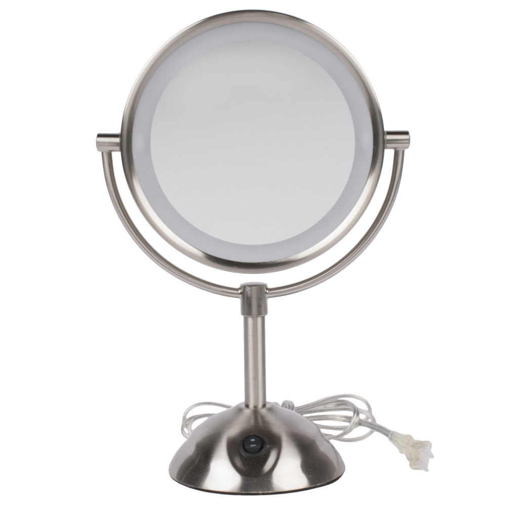 Lighted Vanity Mirror Conair : Conair BE119WH 8 1/2