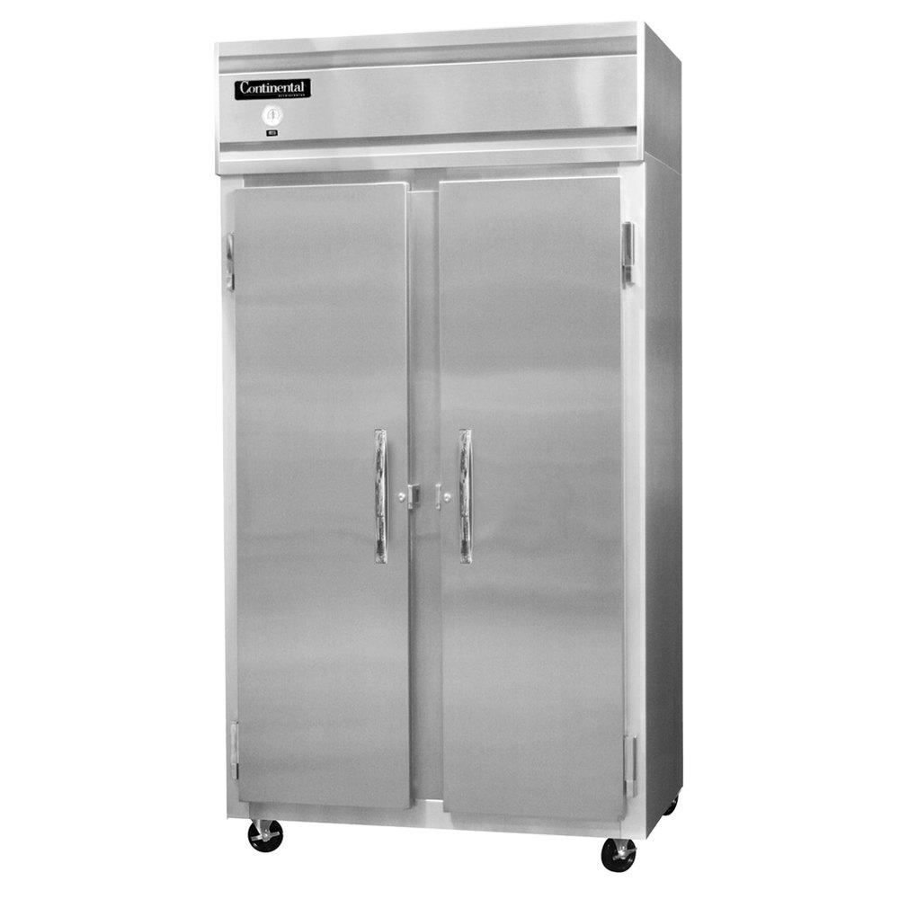 Continental Refrigerator 2rses Ss 36 Quot Shallow Depth Narrow